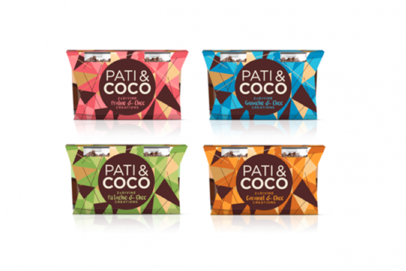 New puddings from Pati & Coco
