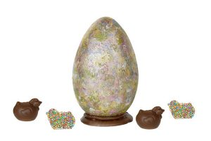 Paul A Young's Monet inspired Easter collection