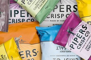 PepsiCo look to acquire Pipers Crisps