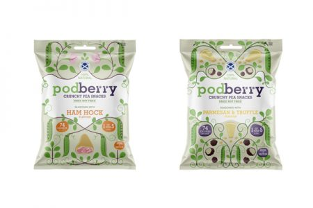 Podberry adds two new flavours