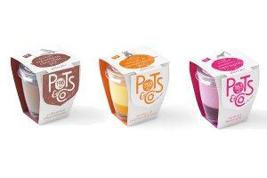 Pots & Co low-calorie puddings