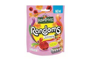 Nestlé adds Rowntree's Randoms Juicers to brand