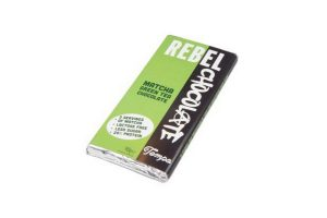 Rebel Chocolate launches Matcha bar