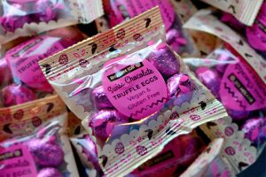 Mini Easter Truffle Eggs from Rhythm 108