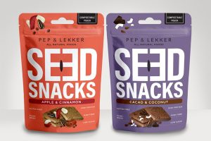 Pep & Lekker expands Seeds Snacks range