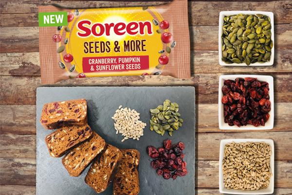 Soreen Seeds & More malt loaf