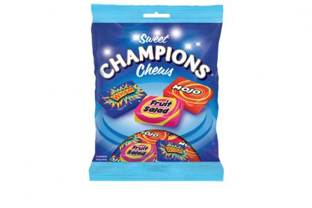 Tangerine 'champions' chewy assortment