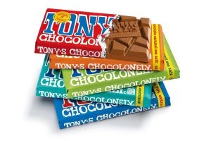 Tony's Chocolonely to arrive in UK