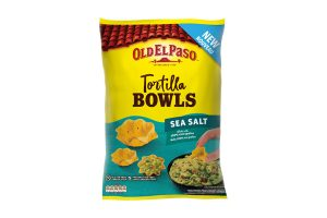 Tortilla Bowls from Old El Paso