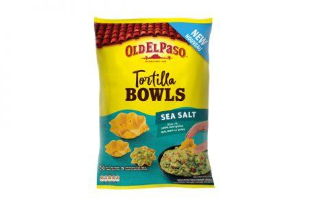 Tortilla Bowls from Old El Paso
