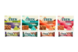 Protein Nut bars from Trek