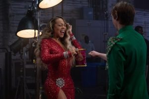 Walkers enlists Mariah Carey for Christmas campaign