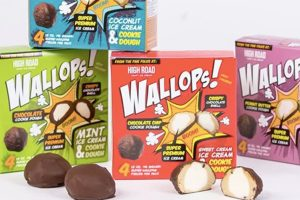 High Road Craft Ice Cream introduces Wallops